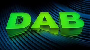 DAB (Digital Audio Broadcasting) background