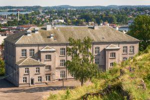 Slottsfjell School (Slottsfjellskolen)